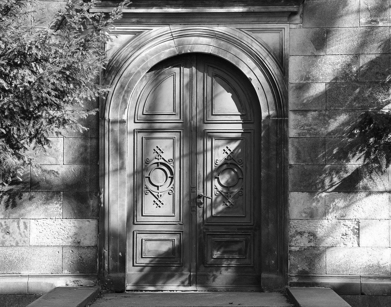 Porte d'Entrée Blindée à Ducos pour maison