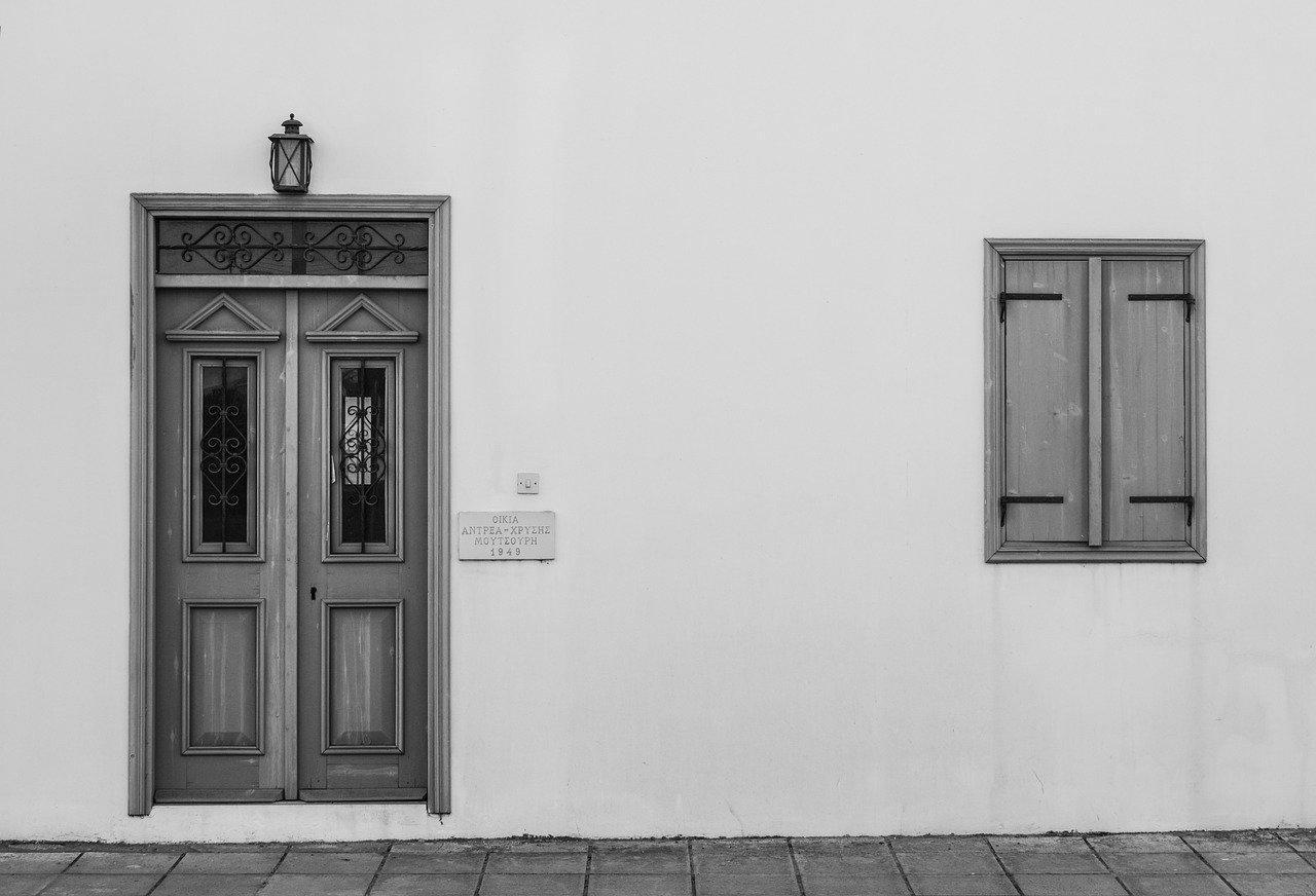 Porte d'Entrée Blindée à La riche pour maison