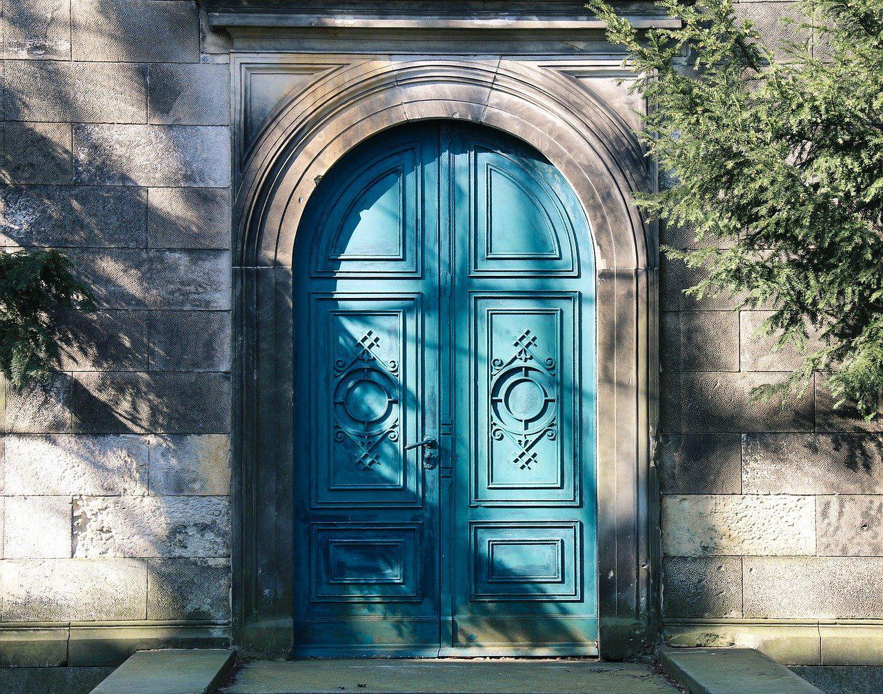 Porte d'Entrée Blindée à Saint-laurent-du-maroni pour maison