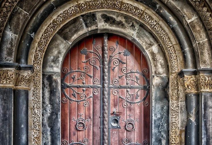 Porte d'Entrée Blindée à Sin-le-noble pour maison