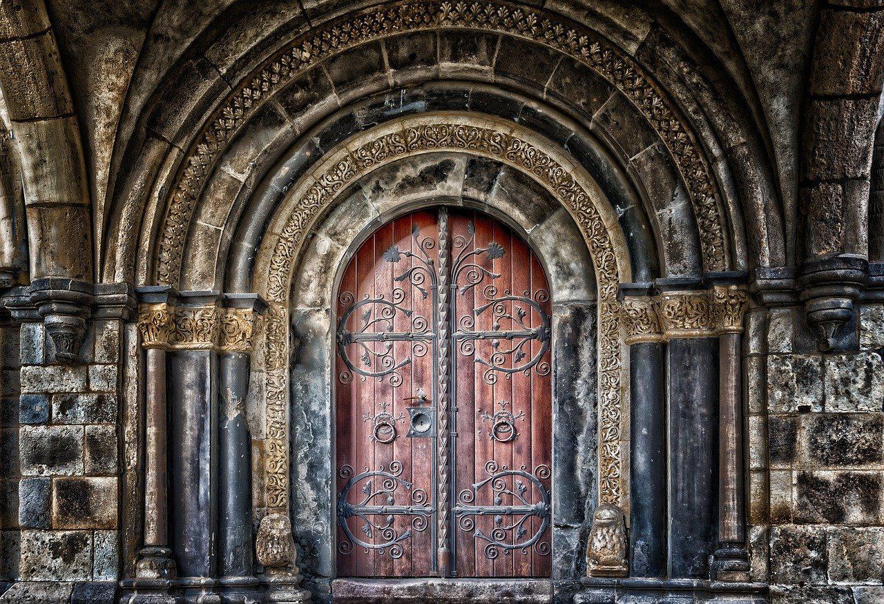 Porte d'Entrée Blindée à Versailles pour maison